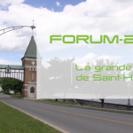 Vidéo corporative de Forum-2020
